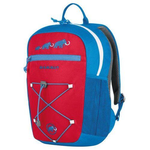 first zip plecak dzieci 16l czerwony/niebieski 2018 plecaki szkolne i turystyczne marki Mammut