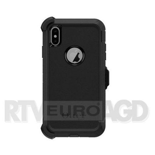OtterBox Defender iPhone Xs Max (czarny), kolor czarny