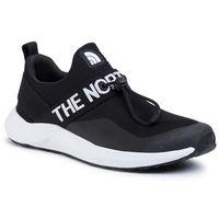 Sneakersy - surge pelham nf0a3uzekx71 tnf black/tnf black marki The north face