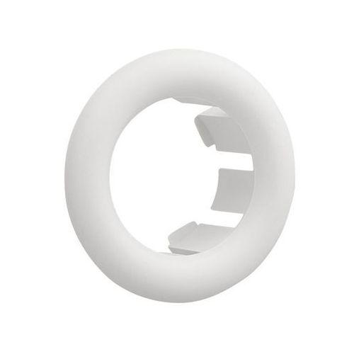 Rozetka umywalkowa BIAŁA 25 mm EQUATION (5901171020406)