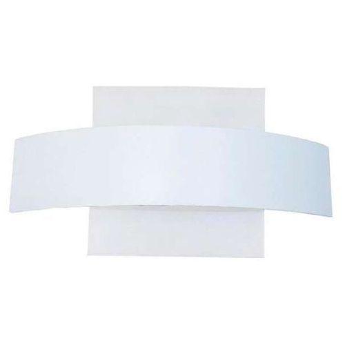 Kinkiet LAMPA ścienna FAETO LP-1444/1W Light Prestige metalowa OPRAWA LED 6W biała (5907796365434)