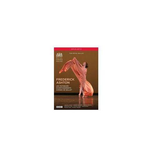 Frederick ashton: les patineurs, divertissements, scenes de ballet marki Opus arte