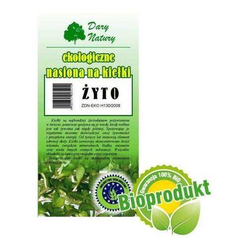 Dary natury Ekologiczne nasiona na kiełki - żyto 50g (5902741005410). Najniższe ceny, najlepsze promocje w sklepach, opinie.