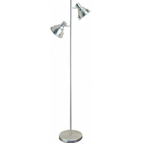 Steinhauer PARADE lampa stojąca Stal nierdzewna, 2-punktowe - Nowoczesny - Obszar wewnętrzny - PARADE - Czas dostawy: od 4-8 dni roboczych
