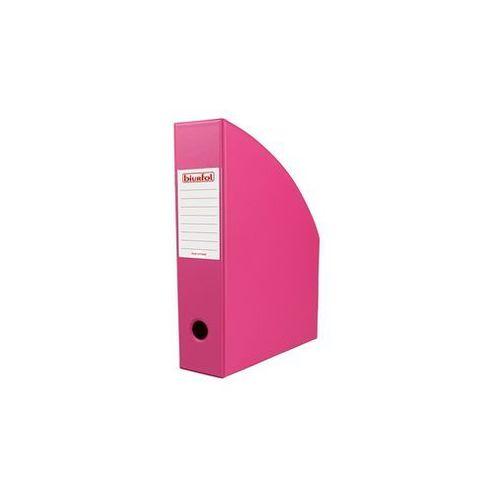 Pojemnik na dokumenty A4/70 PVC New Colours Pink Biurfol