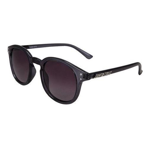 okulary przeciwsłoneczne SANTA CRUZ - Watson Sunglasses Black (BLACK) rozmiar: OS