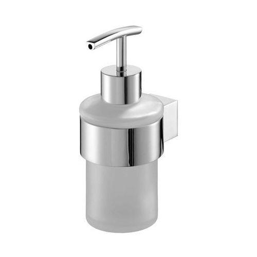 dozownik mydła Bisk Futura Silver 02981 (5901487029810)