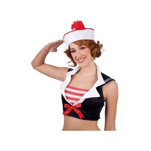 Czapka majtek czerwony - przebrania i dodatki dla dorosłych marki Aster