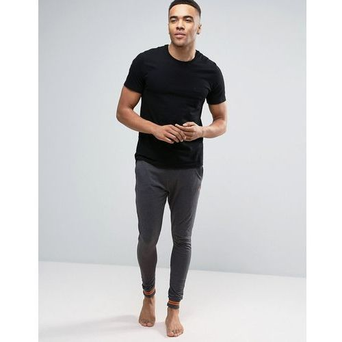 Original Penguin Lounge Bottoms in Charcoal - Grey