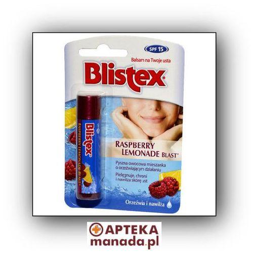 balsam do ust raspberry & lemonade orze?wiajšco nawilżajšcy 4.25ml od producenta Blistex