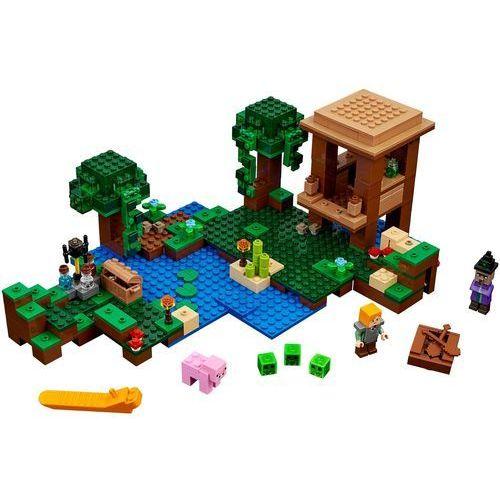 LEGO Minecraft, Chatka czarownicy, 21133