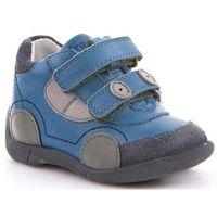 buty chłopięce za kostkę 21 niebieskie marki Froddo
