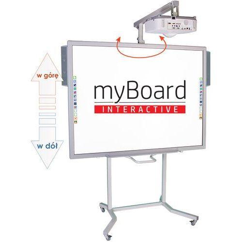 Zestaw interaktywny silver mobil ultra marki Myboard