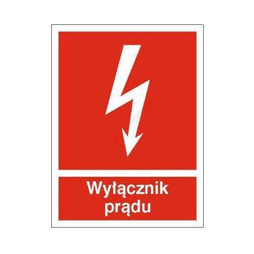 Techem Znak wyłącznik prądu pb