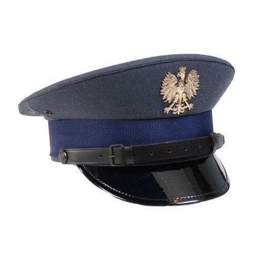 Sortmund Czapka garnizonowa służby więziennej - podoficer