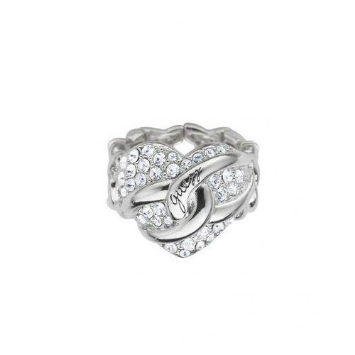 Biżuteria Guess - Pierścionek UBR71209-S
