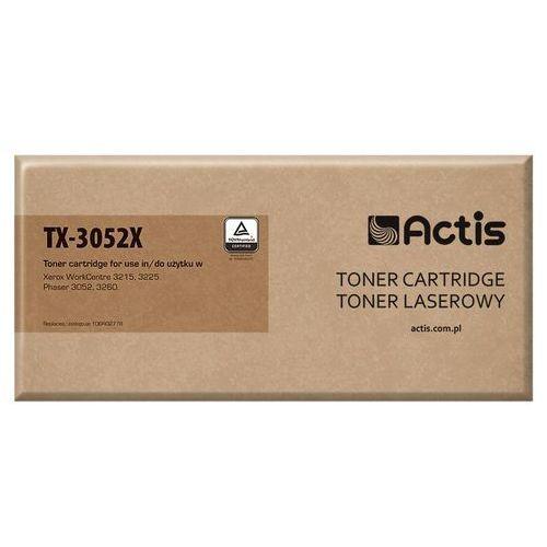 Toner ACTIS TX-3052X (zamiennik Xerox 106R02778; Standard; 3 000 stron; czarny), TX-3052X