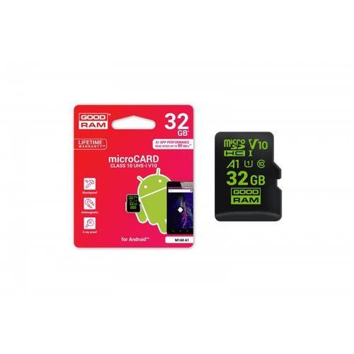 Microsdhc 32gb cl10 uhs-i android marki Goodram