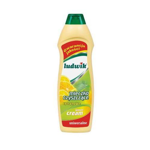 Ludwik 660g cytrynowe mleczko czyszczące marki Inco-veritas