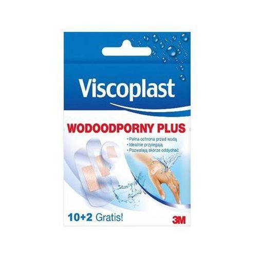 Viscoplast-3m Plaster wodoodporny viscoplast plus, 10szt.+2szt.gratis