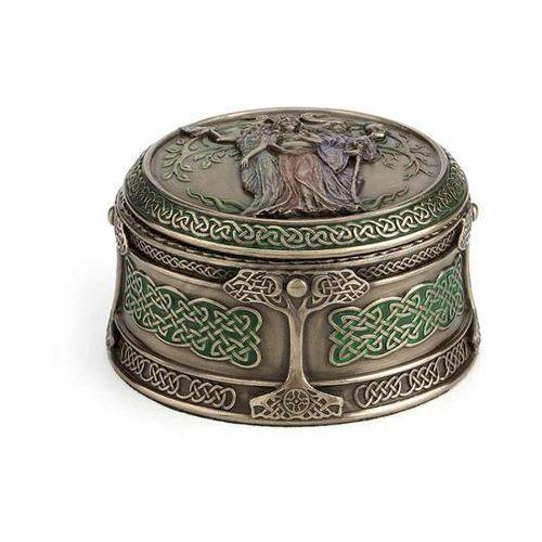 Celtycka szkatułka z boginiami (wu77418a4) marki Veronese