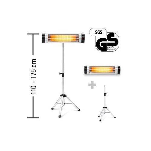Promiennik ciepła na podczerwień IR 2550 S ze statywem teleskopowym IR (4052138016817)