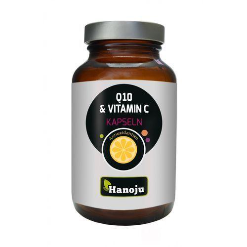 Koenzym Q10 250 mg + Witamina C 250 mg (60 kaps.)