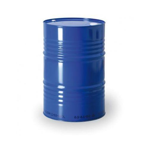 B2b partner Stalowa beczka cylindryczna na substancje płynne 216 l