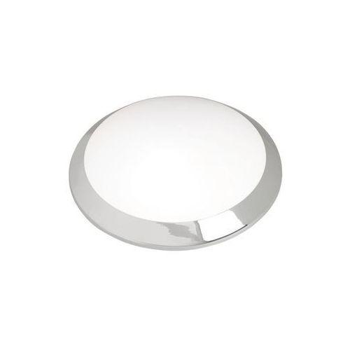 Markslojd Plafon louise 30 cm biały / chrom e27 (7392254270449)