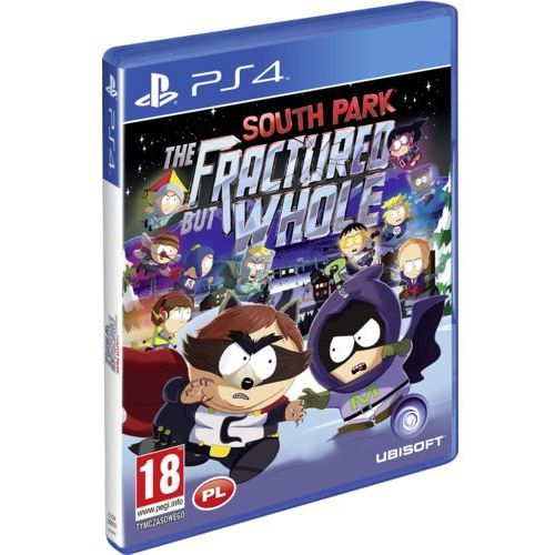South Park The Fractured But Whole (PS4)