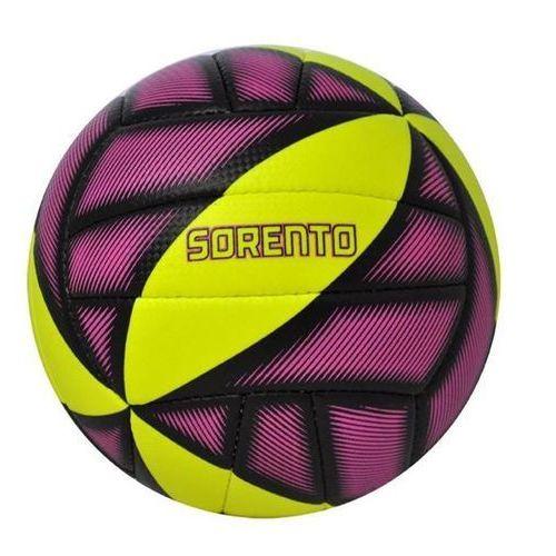 Piłka do Siatkówki aXer SORENTO Purple/Yellow - Fioletowy