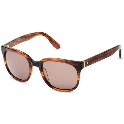 okulary przeciwsłone DIAMOND - Tom Glasses Brown (BRN)