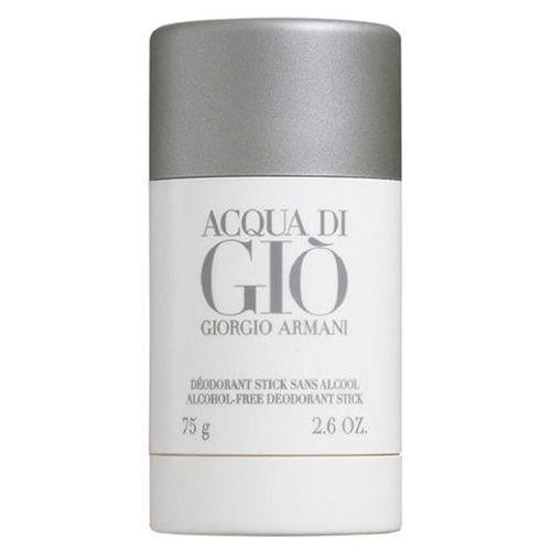 Giorgio armani acqua di gio pour homme 75ml dezodorant sztyft [m] marki :armani: