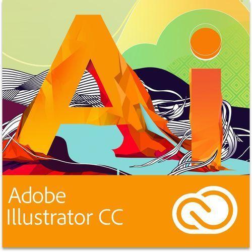illustrator cc pl dla użytkowników wcześniejszych wersji - subskrypcja marki Adobe