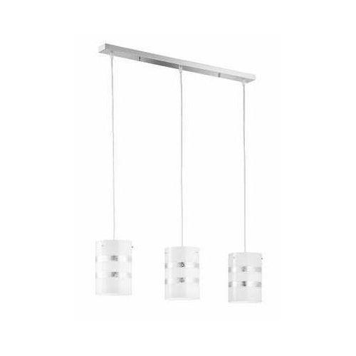 Trio nikosia lampa wisząca chrom, 3-punktowe - nowoczesny/dworek - obszar wewnętrzny - nikosia - czas dostawy: od 3-6 dni roboczych