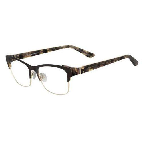 Okulary korekcyjne  ck8021 208 marki Calvin klein