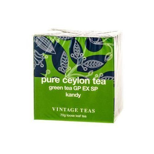 pure ceylon tea - green tea gp ex sp - 70g marki Vintage teas