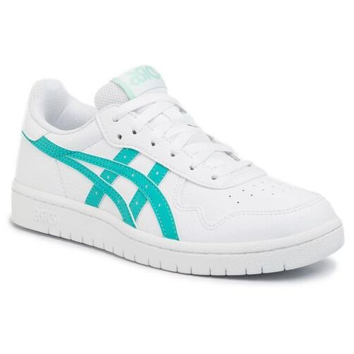 Sneakersy - japan s gs 1194a076 white/sea glass 100 marki Asics