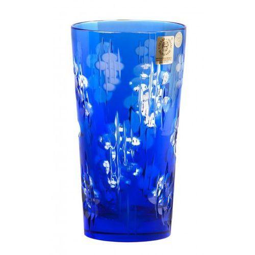 23793 szklanka silentio, kolor niebieski, objętość 320 ml marki Caesar crystal