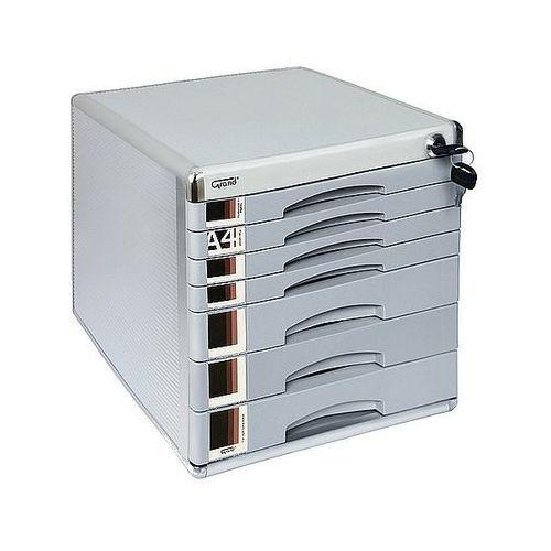Metalowa szafka z 7 szufladkami gr-sm07m 120-1778 marki Grand