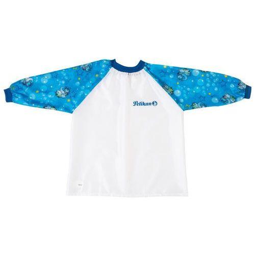 Fartuszek do prac plastycznych, niebieski, PELIKAN - niebieski (4012700105349)