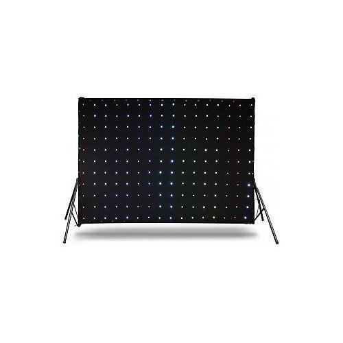 Cameo Light LED DROPIX 176 - Professional LED curtain with matrix effects 3.1 m x 2 m, kurtyna LED - produkt z kategorii- Pozostałe DJ i karaoke