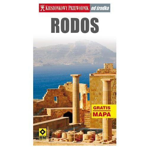 Przewodnik od środka Rodos + mapa (96 str.)