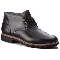 Trzewiki - batcombe lo 261274747 black leather marki Clarks