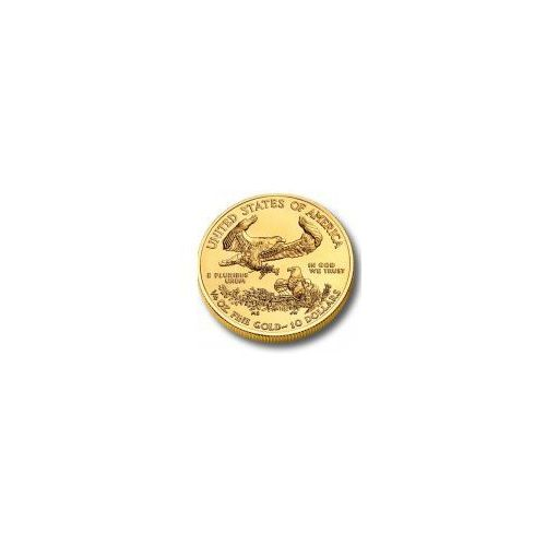 1/4 uncji Amerykański Złoty Orzeł - Złota Moneta Rocznik 2016 (American Gold Eagle) z kategorii numizmatyka, filatelistyka