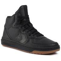 Sneakersy - rival mid 166085c black/black/gum honey marki Converse