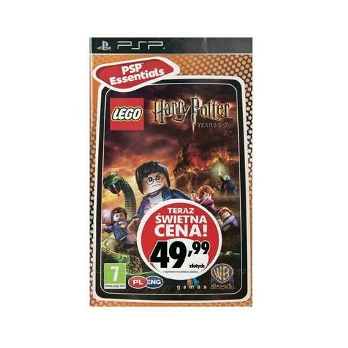LEGO Harry Potter: Lata 5-7 (PSP)