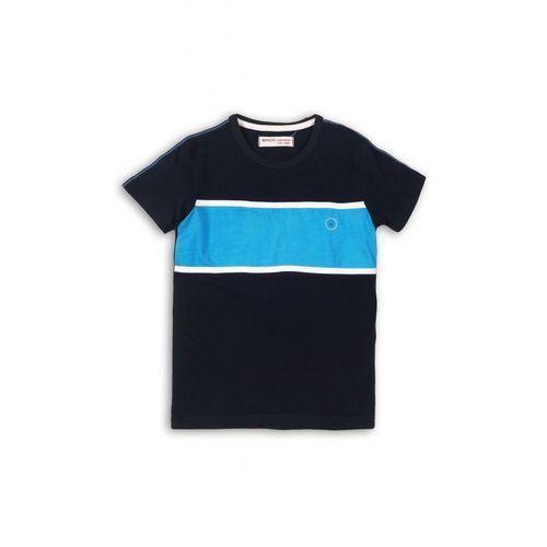 Minoti Koszulka bawełniana chłopięca 2i36bc