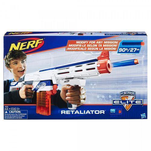 Hasbro  - nerf - retaliator elite - 98696