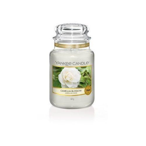 Yankee candle świeca camelia blossom 623g (5038581091396)